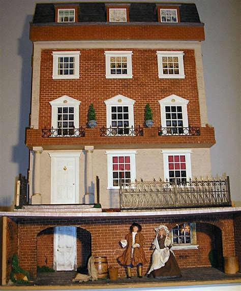 georgian doll house 1301 best images about dolls houses and miniatures on