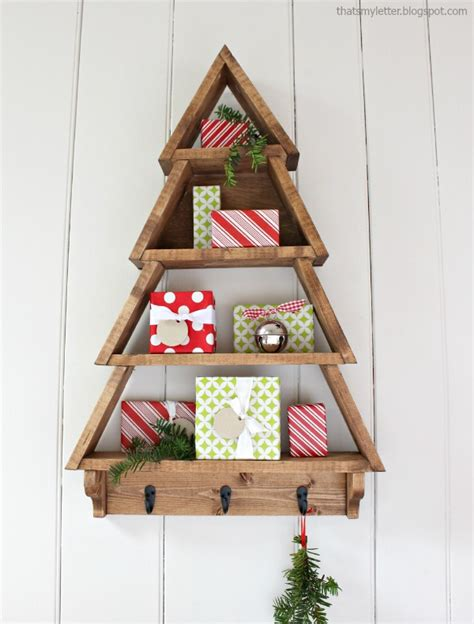 christmas woodworking ideas pj 310 features diy trees funky junk interiors