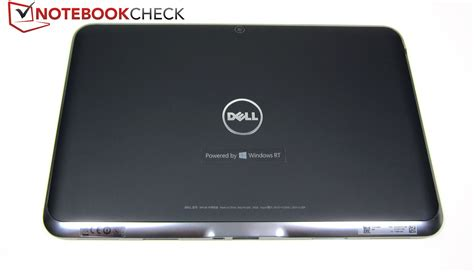 Tablet Dell review dell xps 10 tablet notebookcheck net reviews