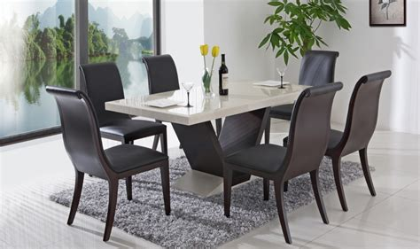 Modern Kitchen Table by Contemporary Dining Table Set Kitchendecorate Net