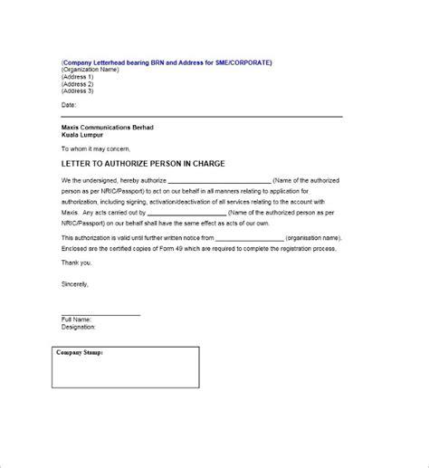 authorization letter usmc next of kin authorization letter docoments ojazlink