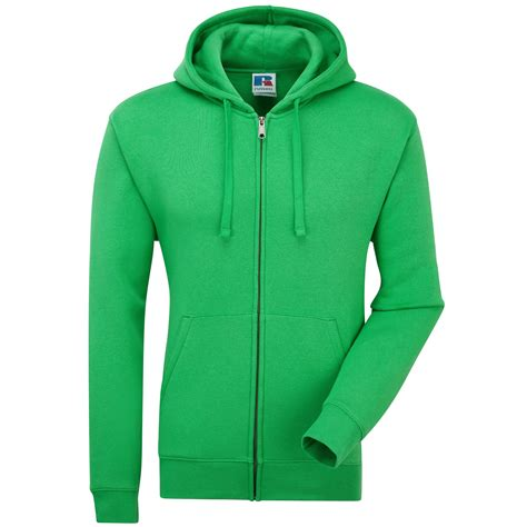 Ebay Zips | russell mens authentic full zip hooded sweatshirt hoodie