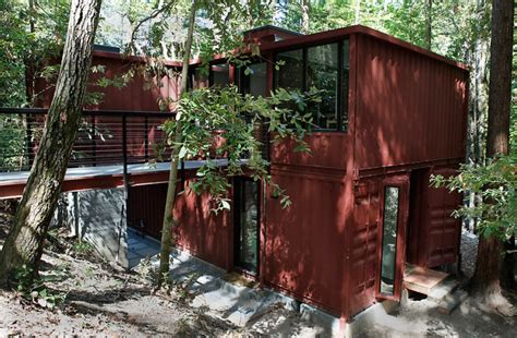 22 Modern Shipping Container Homes Around the World   HomeDSGN