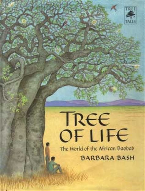 living grounded books tree of the world of the baobab by barbara