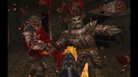 earthquake game play a new episode for old quake from the wolfenstein the