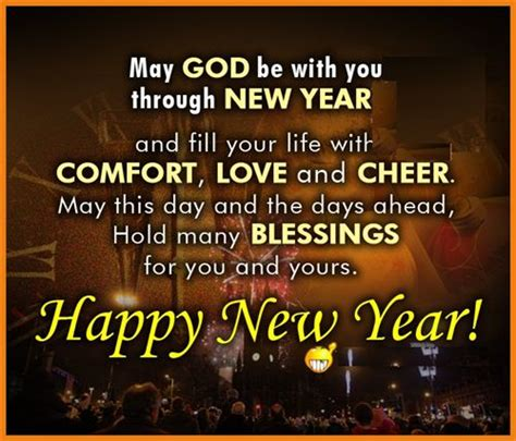 what religion is the new year 40 happy new year 2018 christian messages wishes for