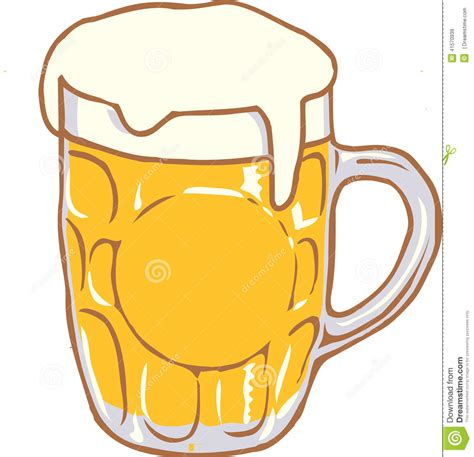 beer vector beer mug vector design clipart stock vector image 41570939