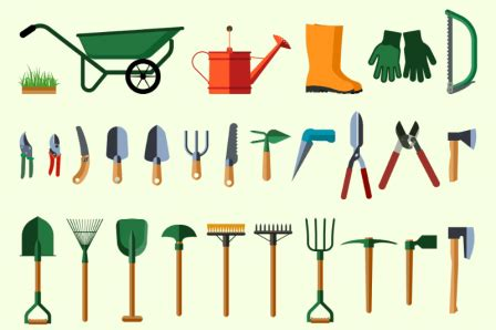 gardening tools names 6 tips for taking care of your gardening tools