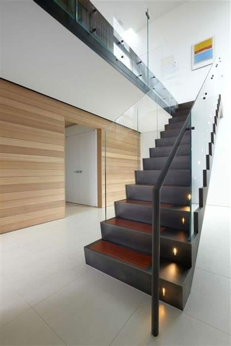 treppengeländer innen glas preis ausgefallene treppengel 228 nder designs f 252 r die innentreppe