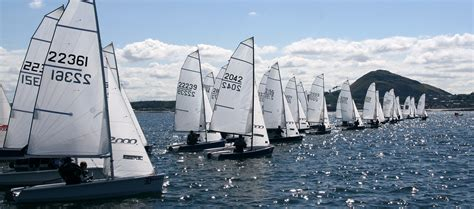 laser  sailing dinghy great intro  racing sailboats