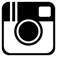 free instagram icon to create social media buttons using