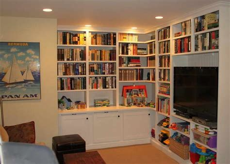 55 Best Ideas For The Back Room Images On Pinterest Built In Corner Bookcase