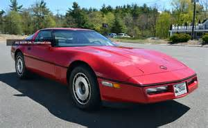 1984 Chevrolet Corvette Specs 1984 Chevrolet Corvette