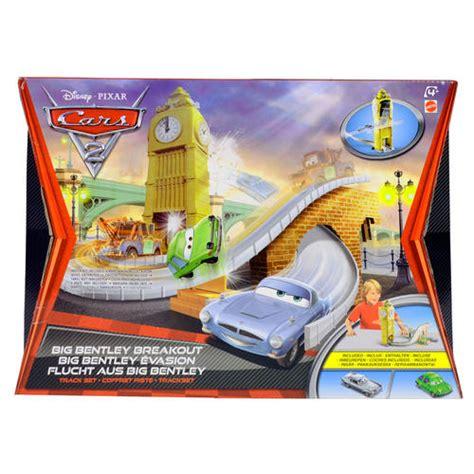 big bentley cars 2 other toys disney pixar cars 2 big bentley breakout