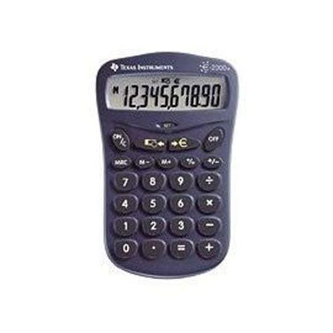 Währungsumrechnung Schweiz Instruments 2000 Taschenrechner W 228 Hrungsrechner Mit 10 Stelligem Display Ebay