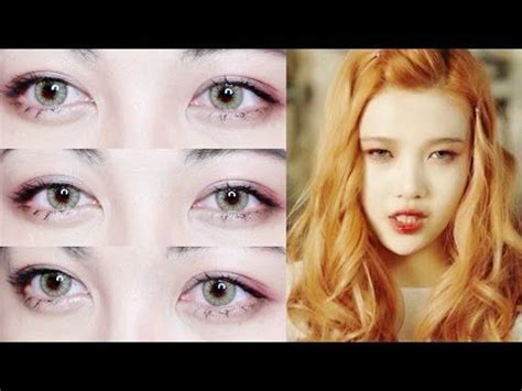 makeup tutorial joy joy 박수영 ice cream cake red velvet 레드벨벳 makeup tutorial