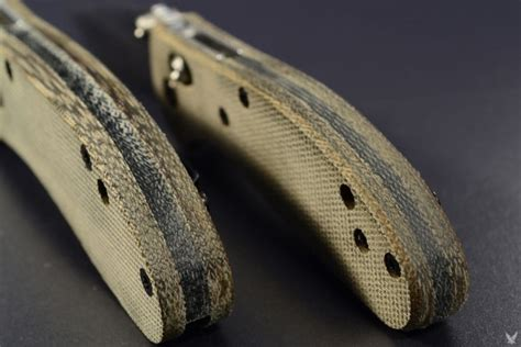 benchmade minigrip benchmade griptilian serie vintage custom scale division