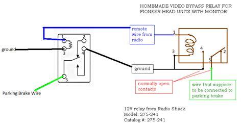 pioneer avh p4300dvd wiring diagram car stereo wiring
