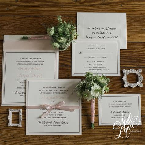 how many wedding invitations should you order april designs luxury wedding invitations