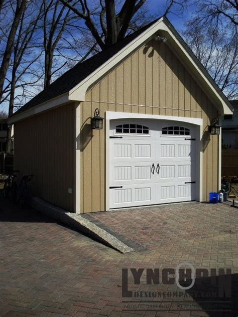 Small Homes With Big Garages Small Garage Big Detail Lynchpin Design Company
