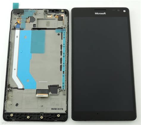 Lcd Touchscreen Frame Lenovo B6000 Original Fullset microsoft lumia 950 xl lcd 00813x2