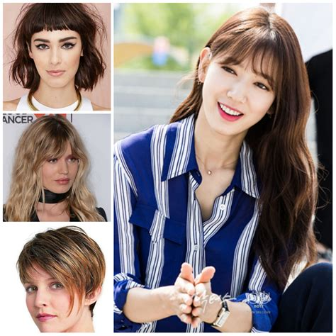 Medium Hairstyles With Bangs For by Medium Haircuts With Bangs Hairstyle For