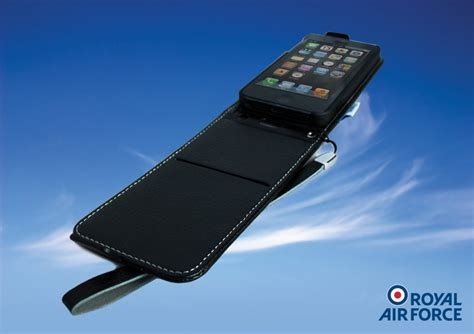 Vodex For Iphone5 5s Royal Back raf wings design leather iphone 5 s cover