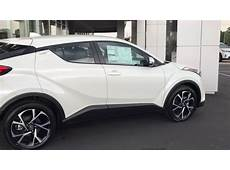 2018 Toyota Chr With Tail