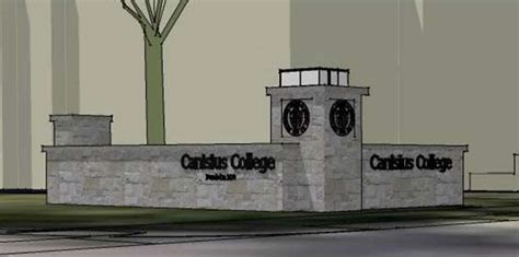 Canisius College One Year Mba by Cus Gateway Construction On 187 The Dome