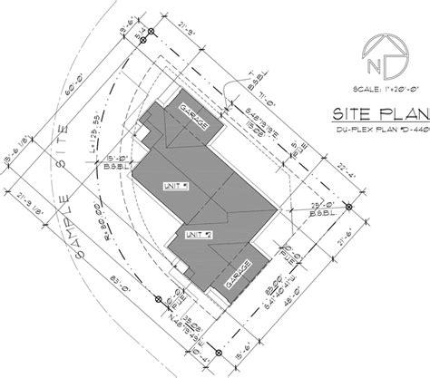 corner lot duplex plans one level duplex house plan corner lot duplex house plans