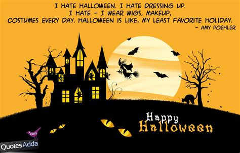 happy halloween day pictures images make up 2015 i hate halloween i hate dressing up i by amy poehler