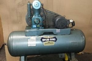 used emglo k2a 30 air compressor