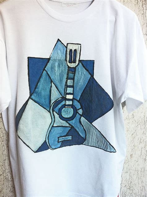 picasso geometric paintings pablo picasso shirt picasso blue guitar geometric painting