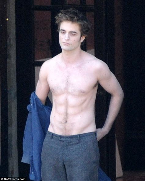 twilight hunk robert pattinson admits he struggles to stay