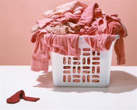 pink laundry sorting your laundry laundry guidelines and tips