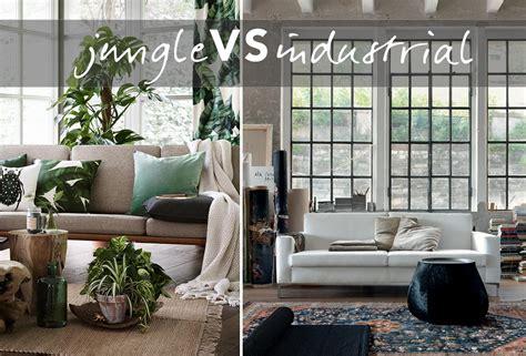 stile interni interni moderne lo stile jungle vs industrial
