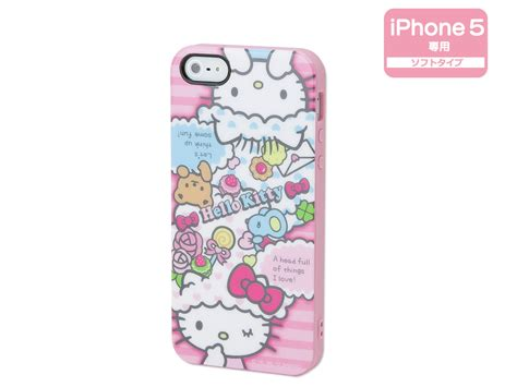Hello Iphone 5 Hello Iphone 5 Cover Soft Type Colorful