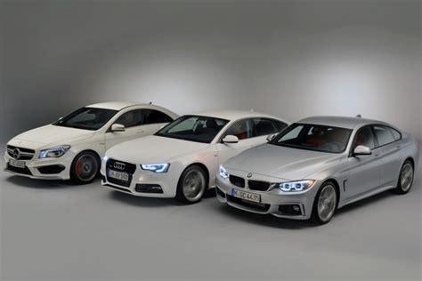 Bmw 3er Vs 4er Gran Coupe by Bmw 4er Grancoup 233 Vs A5 Autobild De