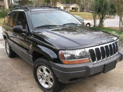 1999 Jeep Grand Laredo Transmission 1999 Jeep Laredo Black