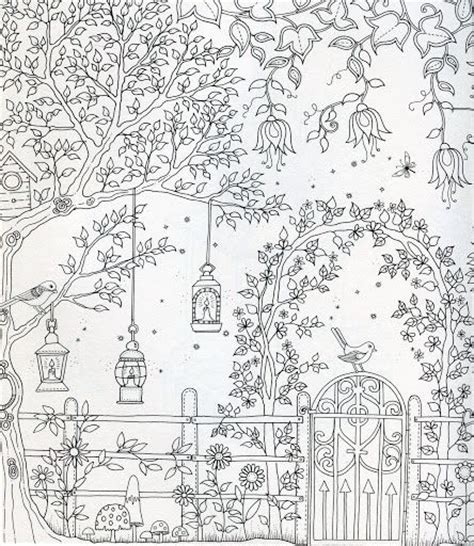 secret garden colouring book size secret garden picasa webalben coloring