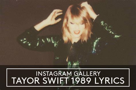 Taylor Swift Shares New '1989' Lyric, Lena Dunham Calls It