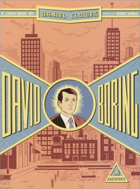 david boring david boring by daniel clowes reviews discussion bookclubs lists