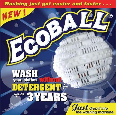 Ecoball Bola Pencuci Tanpa Detergentmurah goadvert ecoball pakaian bersih tanpa detergen