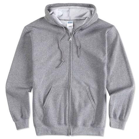 Jaket Hoodie Zipper Polos Navy Dortmund design custom printed gildan zip front hoodies at