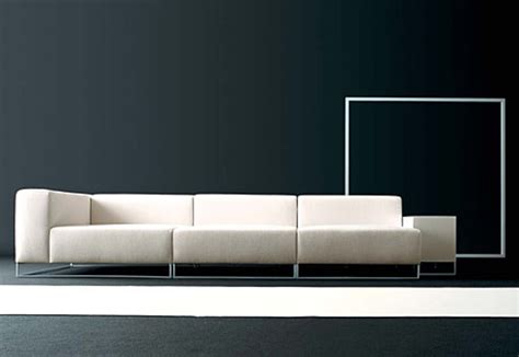 living divani wall wall2 sofa by living divani stylepark