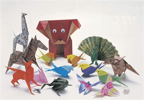 Origami Zoo - tips to help you learn how to fold origami models