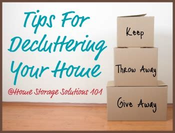 home storage solutions 101 decluttering tips for your home how to find your path to
