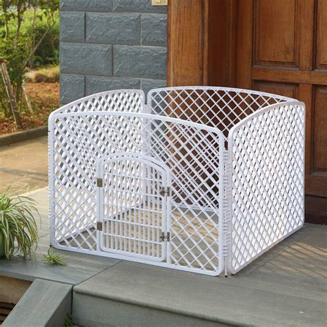 outdoor puppy pen indoor outdoor pet puppy pen exercise play pen 1mx1m choose from 3 colours