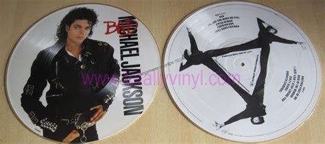 michael jackson bad vinyl original totally vinyl records jackson michael bad lp picture