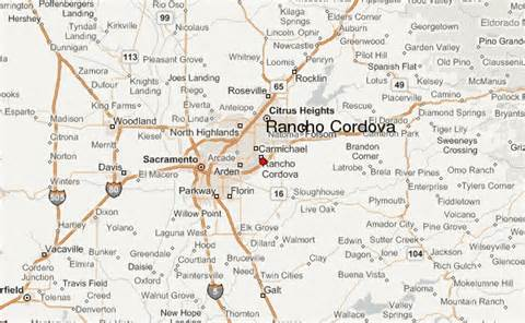 rancho cordova location guide